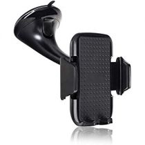 buy Accessories for Galaxy S10+ - XQISIT Car Holder black devices 5,8 cm - 8,8 cm