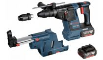 Comprar Taladros percutores - Bosch GBH 18V-26 F 2x 6,0 Ah Martillo perforador 611910004