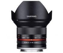 Comprar Objetivo para Sony - Objetivo Samyang F 2/12 NCS CS Negro Sony E-Mount 21572