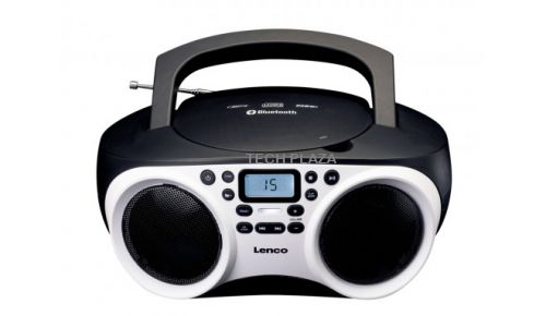 Radio CD Lenco SCD-501 Blanco/black