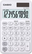 achat Calculatrices - Calculatrice Casio SL-310UC-WE Blanc SL-310UC-WE