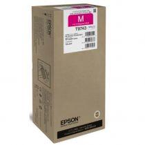 Comprar Cartucho de tinta Epson - EPSON Cartucho Tinta MAGENTA XXL T9743 WF-C869R C13T974300