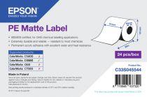 achat Papier - EPSON Papier PE MATTE LABEL 51mm x 29m TM-C3500 C33S045544