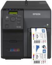 Comprar Impresoras Etiquetas - EPSON TM- C7500 Impresora COLORWORKS (Cartucho Tinta DURA BRITE)  C31CD84012
