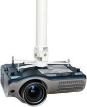achat Support Vidéoprojecteur - VISION Support DE PLAFOND Pour Vidéoprojecteur - Blanc Adequado Pour a TM-1200