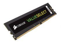 achat Mémoire PC Bureau - Mémoire PC Bureau Corsair ValueSelect DIMM 16Go DDR4-2666 CMV16GX4M1A2