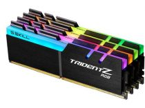 Comprar Memoria RAM Ordenador Sobremesa - Memoria RAM G.Skill DIMM 64GB DDR4-3000 Quad-Kit F4-3000C16Q-64GTZR, T F4-3000C16Q-64GTZR