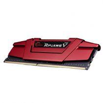 Comprar Memoria RAM Ordenador Sobremesa - Memoria RAM G.Skill DIMM 64GB DDR4-2666 Quad-Kit red, F4-2666C15Q-64GV F4-2666C15Q-64GVR