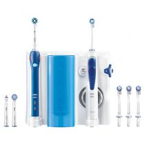 achat Soin dentaire - Brosses à dents Braun Oral-B Center OxyJet + PRO 2000 Blanc/blue | 5 S 4210201196655