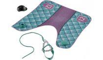 Comprar Figuras Animales - Schleich Horse Club        42461 Blanket + Halter Lisa 42461