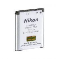 achat Batteries pour Nikon - Batterie Nikon EN-EL19 Lithium Ion Batterie Pack VFB11101
