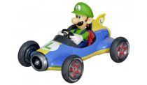 Comprar Vehículos teledirigidos - Carrera RC 2,4 Ghz 370181067 Nintendo Mario Kart Mach 8,Luigi Vehículo 370181067