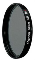 Comprar Filtros Canon - Filtro Canon ND 8-L neutral density  52 2594A001