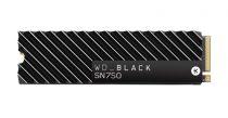 achat SSD - Western Digital Noir SSD  500Go + Heatsink WDBGMP5000ANC-WRSN WDBGMP5000ANC-WRSN