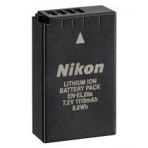 Comprar Bateria para Nikon - Bateria Nikon EN-EL20a VFB11601