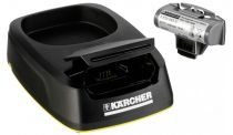 buy Power Tools Chargers - Karcher Charging Station + rech. battery pack for WV 5 Plus