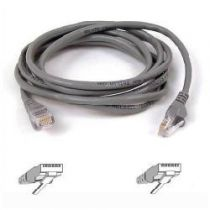 Comprar Cable Red - Belkin CAT5e network cable 2,0 m UTP grey snagless A3L791B02M-S