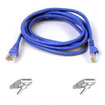 Comprar Cable Red - Belkin CAT6 network cable 2,0 m UTP blue snagless A3L980B02M-BLUS