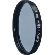 Comprar Filtros Canon - Filtro Canon ND 4-L neutral density  52 2593A001