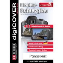 Comprar Protección pantalla  - digiCOVER Hybrid Glass Display Cover  Panasonic TZ71 TZ81 TZ101 G4027