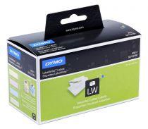 buy Paper - Dymo Labels Colour Assorted 89mm x 28mm / 4 x 130 pcs  99011