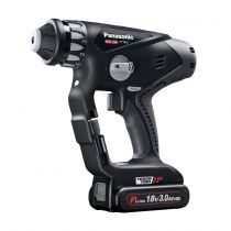 buy Rotary Hammer Drills - Panasonic EY 78A1 PN2G + 2x 3 Ah Cordless Hammer Drill Systainer