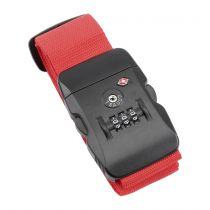 achat Protection contre vol - Olympia TSA 200 Luggage Strap red 6012