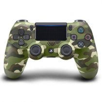 Comprar Accesorios PS4 - sony Playstation PS4 Controller Dual Shock Inalambrico green camo PS4 CONTR CAMO