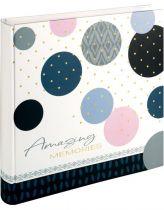 Comprar Archivos Fotografía - Walther Amazing Memories   30x30 100 S. Buchalbum blue     MX485L MX-485-L