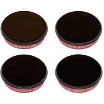 achat Filtres/Objectif Caméscope action - PGYTECH Filter Combo 4er Set PRO ND-PL Pour DJI Osmo Action P-11B-020