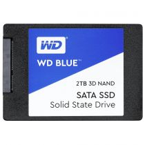 Comprar Discos SSD - Disco Western Digital Azul SSD 2TB 2,5 3D NAND WDBNCE0020PNC-WRSN WDBNCE0020PNC-WRSN