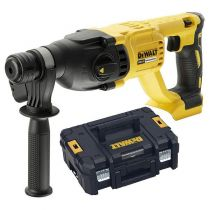 Comprar Taladros percutores - DeWalt DCH133NT-XJ Bateria-Martillo perforador 26mm / 18V DCH133NT-XJ