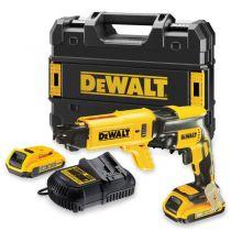 achat Visseuse - DeWalt DCF620D2K-QW Batterie-Schnellbauschr.-Set, 18V DCF620D2K-QW