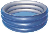 achat Jouet d' Extérieur - Bestway Piscina crianças METALLIC, Ø 170cm x 53cm Pool Bleu/silver 51042