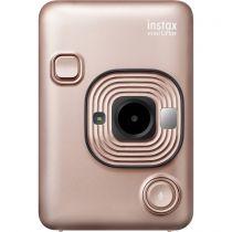 buy Instant Cameras - Fujifilm instax mini LiPlay blush gold