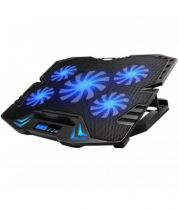 achat Coolers - EWENT BASE P/PORTATIL 5 FANS 17´´+ 2USB + 5 FAN SPEED + 2 COOLING MODE EW1259