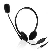 achat Casque autre marque - EWENT Casque  Casque WITH MIC POUR SMARTPHONE AND TABLET EW3567