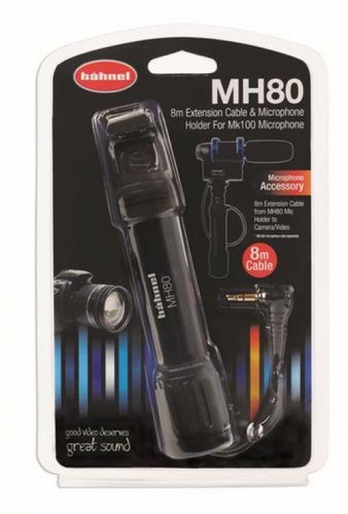 Hahnel Soporte MH80 para Micrófono MK100 DSLR y VIDEO