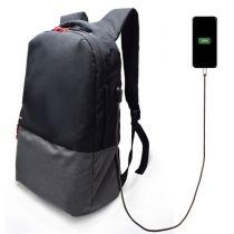 achat Housses PC portable - EWENT Sac à dos 17.3´´ avec PORTA USB EW2529