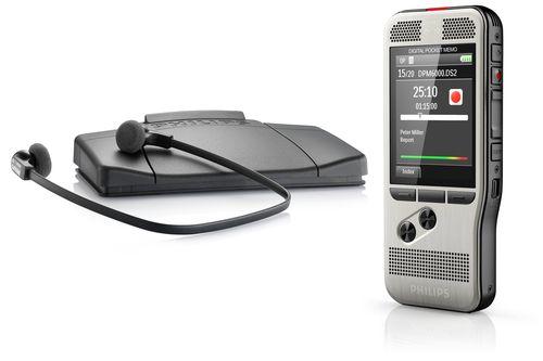 Grabadora digital Philips DPM 6700