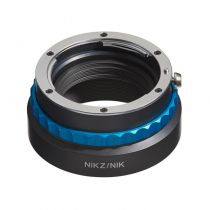 Comprar Adaptadores para objetivos - Novoflex Adaptador Nikon F Lens an Nikon Z Kamera NIKZ/NIK