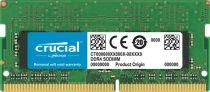 Comprar Memorias Portatiles - Memoria Crucial 8GB DDR4 2600 MT/s CL19 PC4-21300 SODIMM 260pin Mac CT8G4S266M