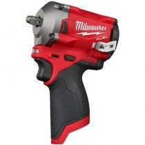buy Cordless Screwdrivers - Milwaukee FUEL M12FIW38-0 Battery-Impact wrench 3/8
