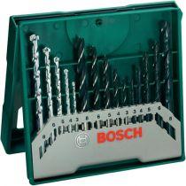 achat Accessoire - Bosch Mini-X-Line 15-tlg. Mixed-Set 2607019675