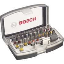 Comprar Accesorios - Bosch screwdriver set Extrahard, 32-piece 2607017319