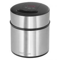 Comprar Heladeras y picahielos - Máquina de helados y yogur Proficook PC-ICM1140 501140