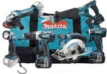 Comprar Accesorios - Makita DLX6011 Combo-Kit DLX6011