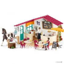 buy Animal Figures - Schleich Horse Club    42519 Rider Cafe