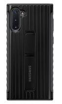 Comprar Accesorios Samsung Galaxy Note 10 - Funda Samsung Galaxy Note 10 Protective Standing Cover Negro  EF-RN970CBEGWW