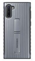 Comprar Accesorios Samsung Galaxy Note 10 - Protective Standing Cover Plata Funda para Samsung Galaxy Note 10 EF-RN970CSEGWW